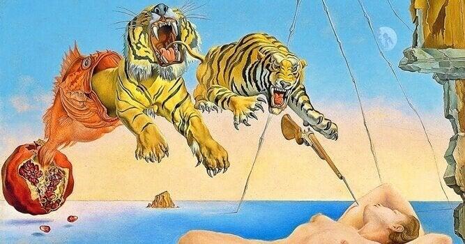 Dalí maleri