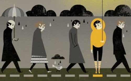 Tristhet og depresjon: 5 forskjeller du bør vite om