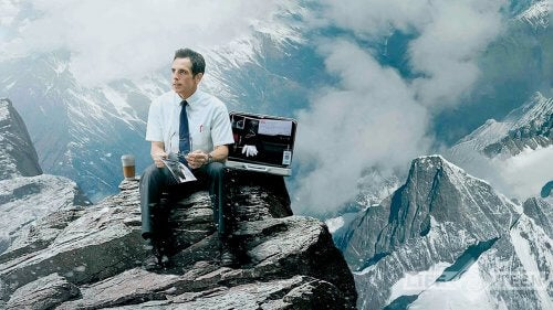 The Secret Life of Walter Mitty fortsatt.