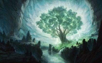 Historien om ønsketreet, en av Oshos historier