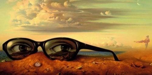 Hvordan du ser verden påvirker måten du beskriver og dømmer andre på.