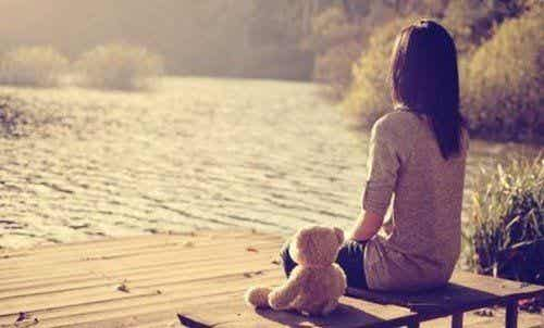 Konstant frykt for å bli forlatt: hva er årsakene?