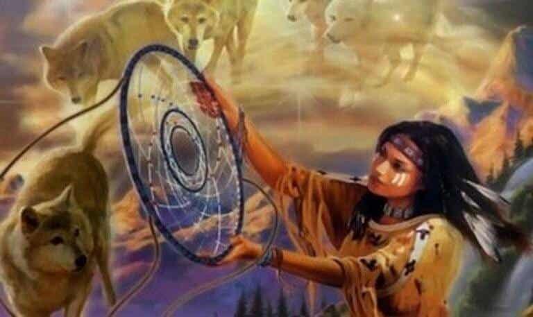 Legenden om drømmefangeren: Lakota-visdom