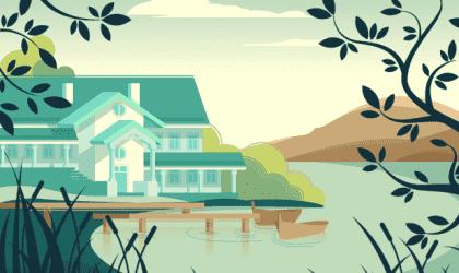 Huset uten en mester - en vakker fortelling