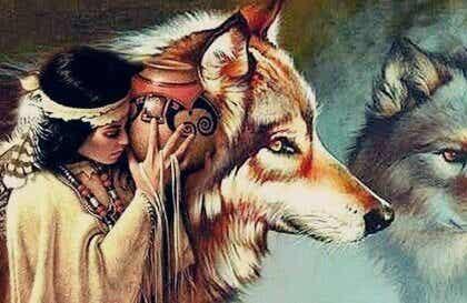 Kvinnen og ulvene – En legende fra dakotaene