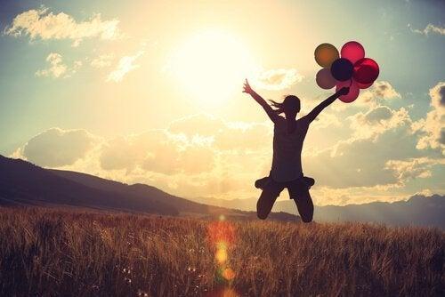 Dristighet betyr å miste balansen (for et øyeblikk)