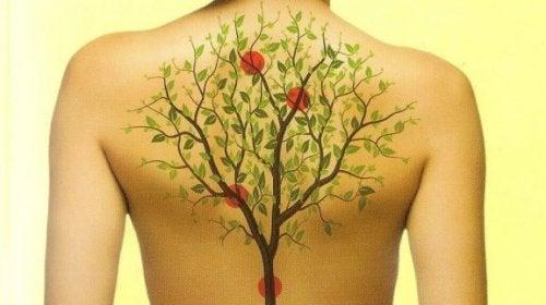 Undertrykte følelser og hvordan de lagres i kroppen