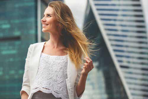 5 enkle måter å øke selvsikkerheten din på