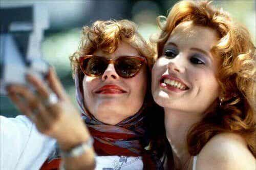 Thelma og Louise, et feministisk rop i en manns verden