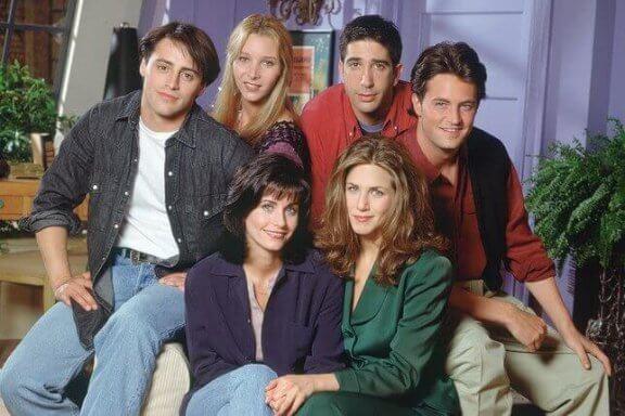 Hvordan Friends definerte en generasjon
