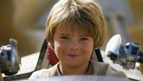Ung Anakin Skywalker