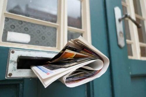 Avis i brevsprekk