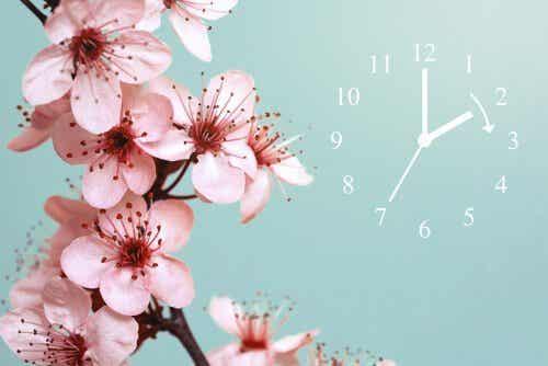 Å stille klokka - Hvordan påvirker det oss?