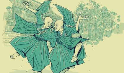 Å beseire en fiende ifølge Zen-buddhisme