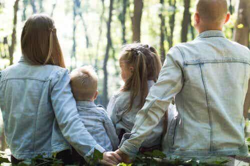 Familiens atmosfære og barns oppdragelse