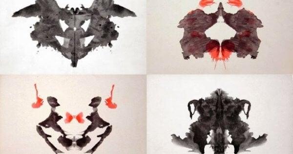 Rorschach test eksempel