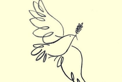 Fredsdue mot vold