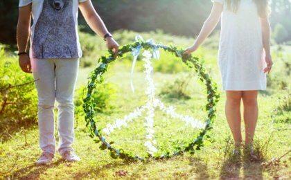 par med fredssymbol