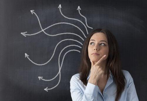 Hvorfor bruker vi ikke reversibel tenkning?