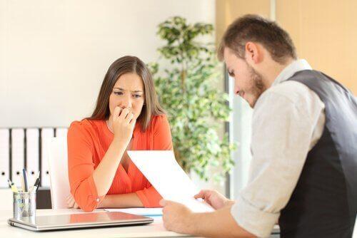 Personlighetsvurdering på jobbintervju