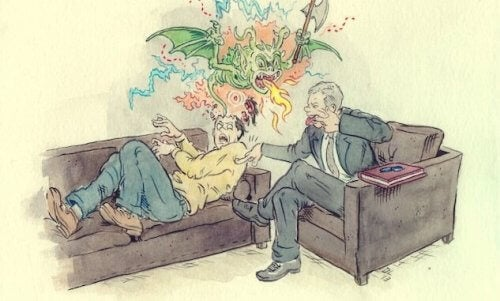 Terapist plager pasient