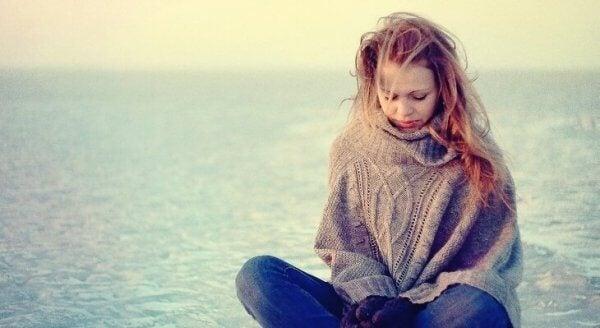 skoleskyting trist tenåring