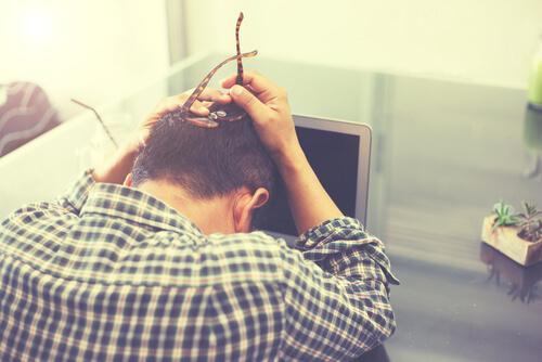 De 3 farligste effektene av arbeidsrelatert stress