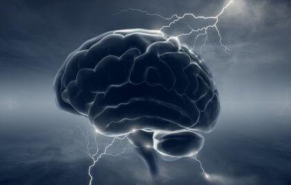 Hjernen og lyn