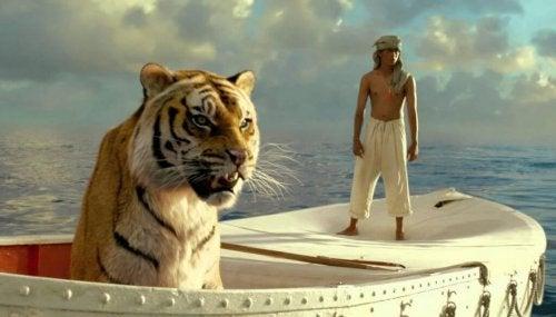 Pi og tigeren
