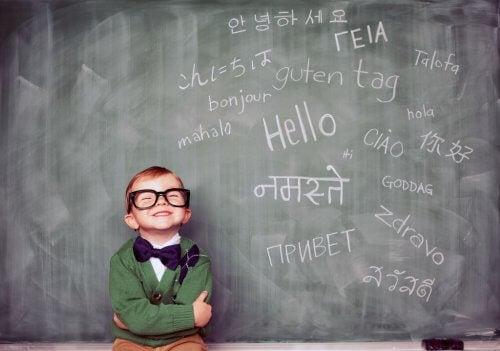 Tospråklighet har fordeler, men også betingelser
