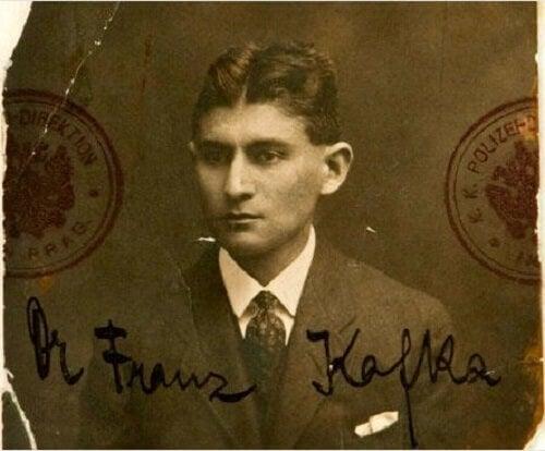 Dr. Franz Kafka.