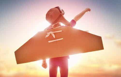 Batman-effekten: Hvordan vi lærer barn utholdenhet