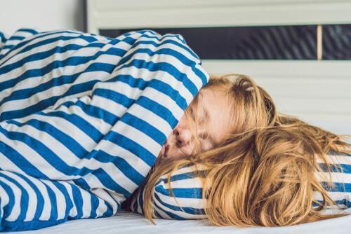 Fem helseeffekter av å sove for mye