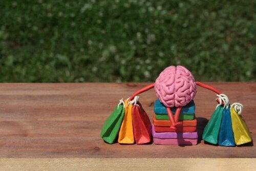 Fem psykologiske strategier brukt i markedsføring