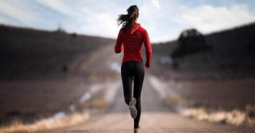 Fysisk trening for å overvinne avhengighet