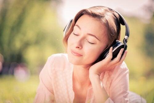 Syv sanger som kan redusere angst