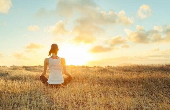 Ifølge en studie kan mindfulness lindre smerte