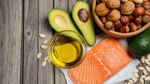 Mat rik på omega-3 hjelper mot inflammasjon og depresjon