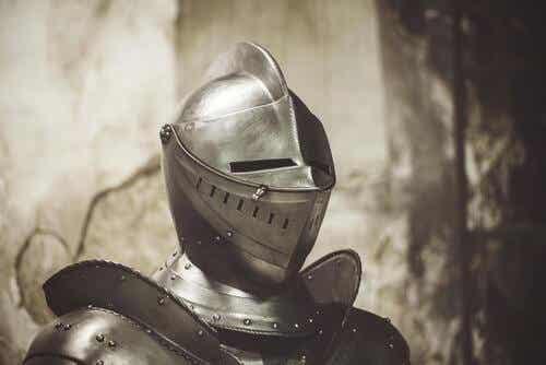 Den modige ridderen og verdenen