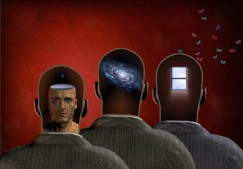 Den tredelte hjernen: Tre hjerner, én person