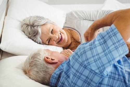 5 myter om seksualitet for eldre mennesker