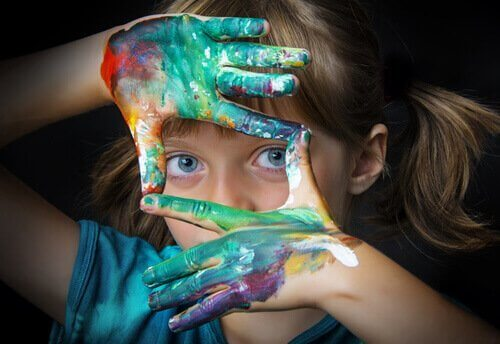 5 øvelser innen kunstterapi for barn