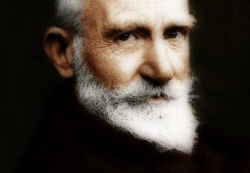7 geniale sitater av George Bernard Shaw