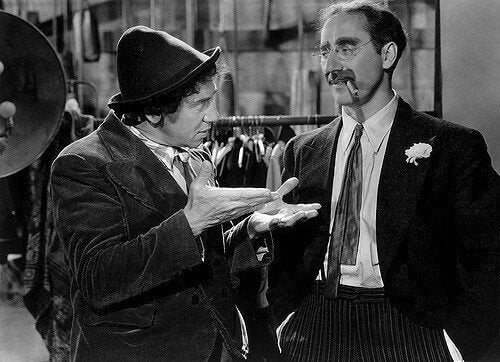 De 5 beste Groucho Marx-sitatene
