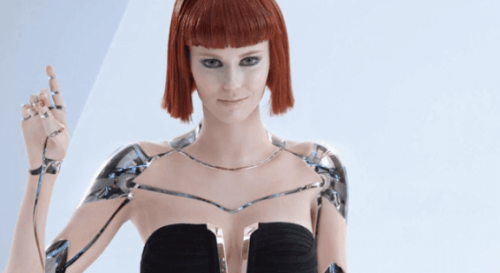 En sexbot.