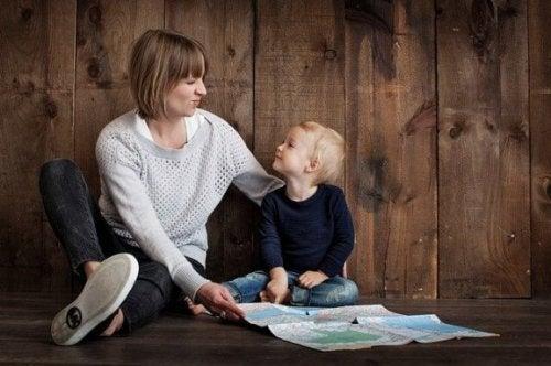 Familier med enslige foreldre: Fordeler og ulemper