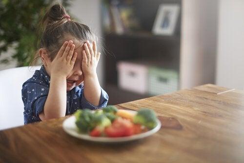 Hva er mat-neofobi og hvordan skal vi håndtere det?