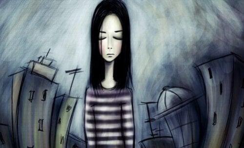 Hvordan er selvtillit og depresjon relatert?