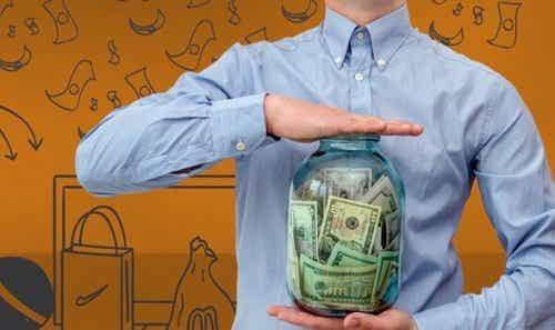 Hvorfor bruke mer penger enn du har?