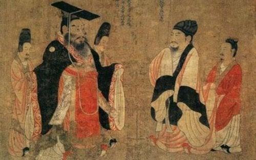 Kinesiske fabler